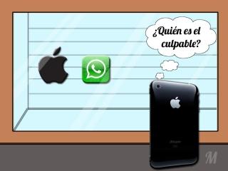 Apple vs Whatsapp