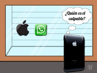 Apple vs Whatsapp