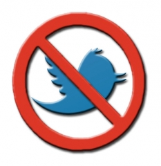Restricciones Twitter