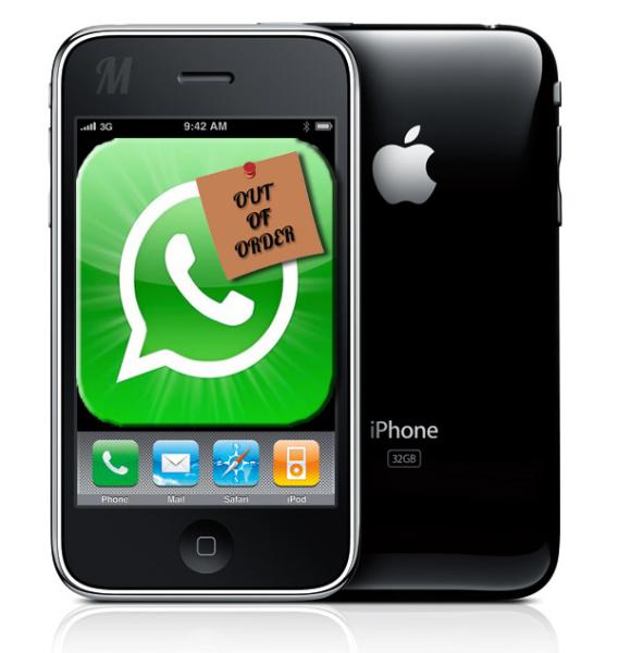 Whatsapp No Funciona En Los Iphone 3g Aquí Tienes La Solución