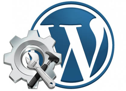 ajustes en WordPress