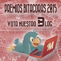 Votar en los Premios Bitácoras